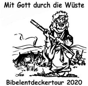 Logo Bibelentdeckertour